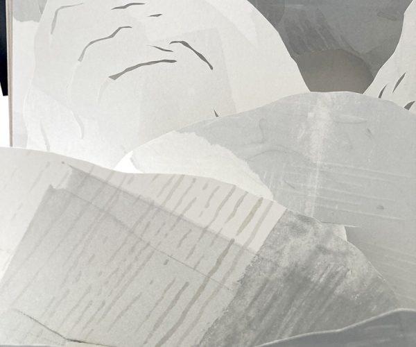 D. GAULY, Boîte blanche, 2021