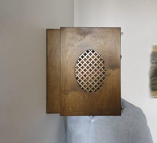 G. Chansarel, La Confession, 2021