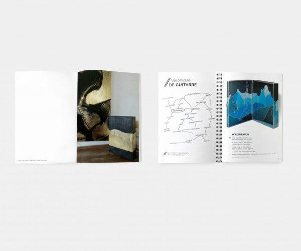 Présentation catalogue (pages intérieures)