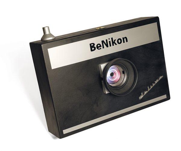 B. TEILLET, BeNikon deluxe, 2021